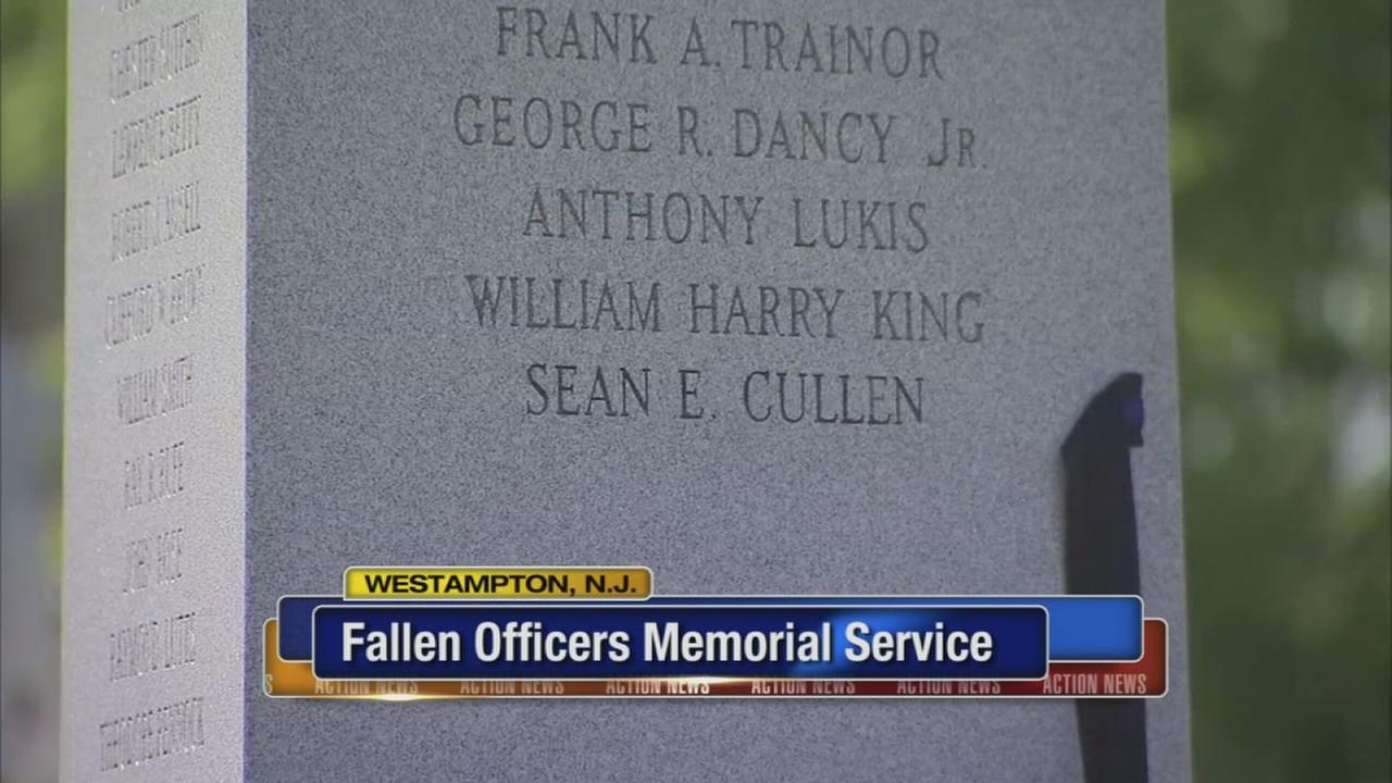 Trooper Sean Cullens name added to memorial