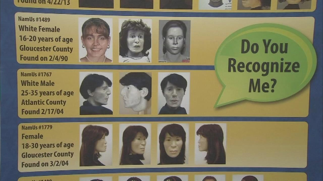 NJ State Police crackdown to find missing people