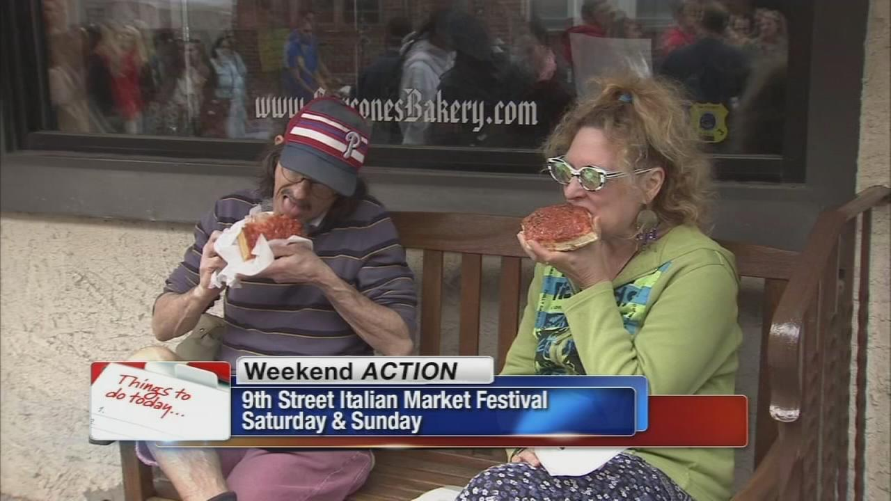 Weekend Action May 19-21