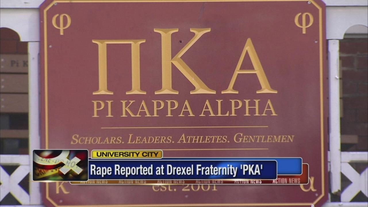Officials investigate rape allegations against Drexel fraternity
