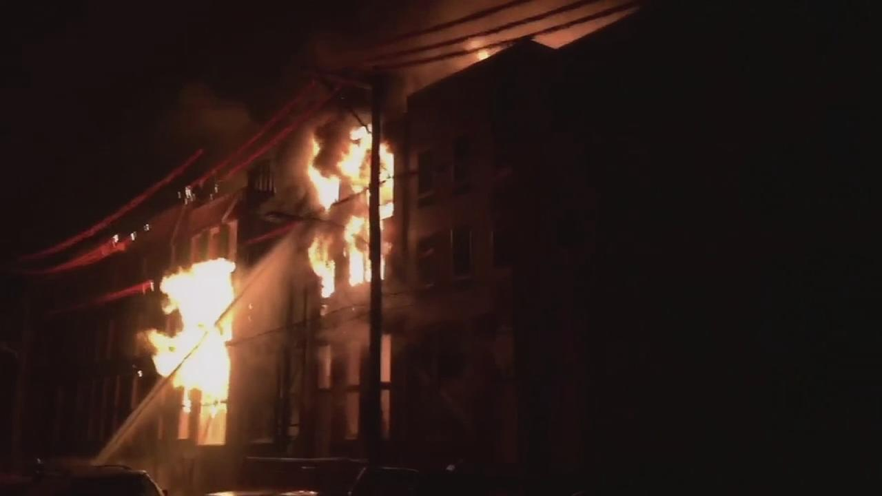 Crime fighters: Point Breeze arsonist
