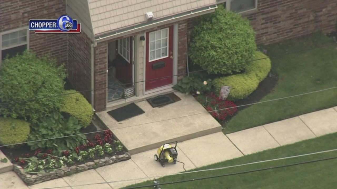 Man barricaded in building in Evesham Township