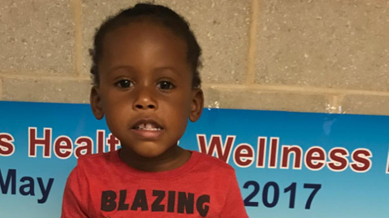 Family of child found wandering in Wilmington located
