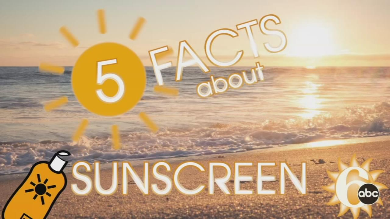 VIDEO: National Sunscreen Day