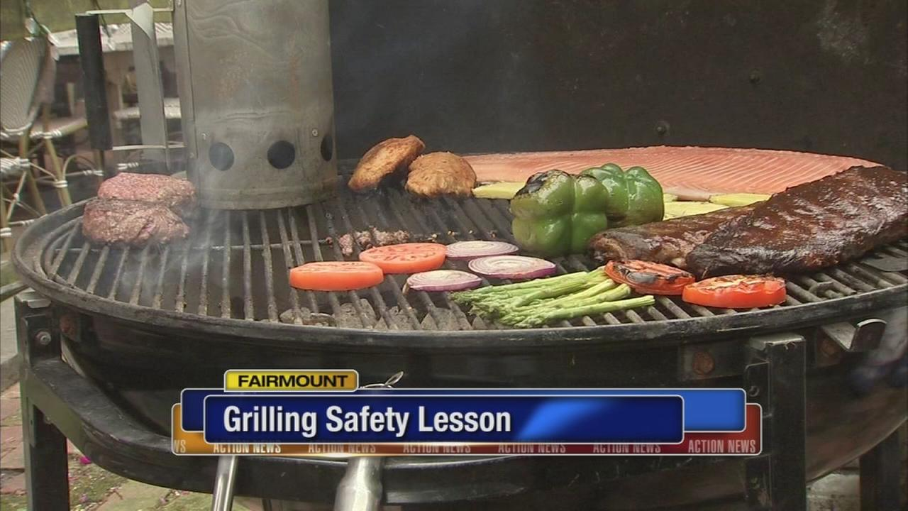 Barbeque Grilling Safety