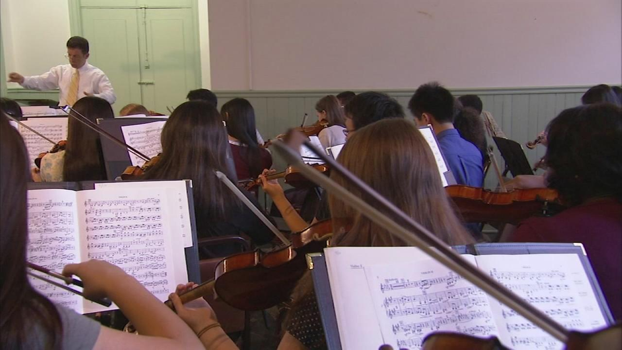 6abc Loves the Arts: The Philadelphia Youth Orchestra