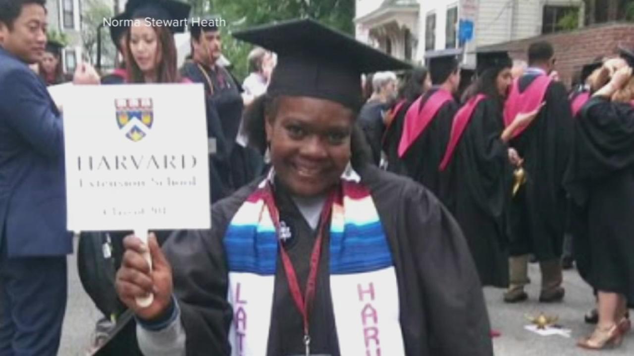 VIDEO: Harvard grad overcomes drug addiction, homelessness