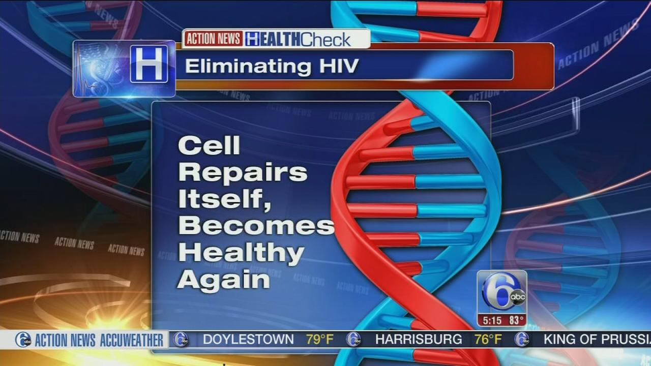 VIDEO: Breakthrough made in AIDS research