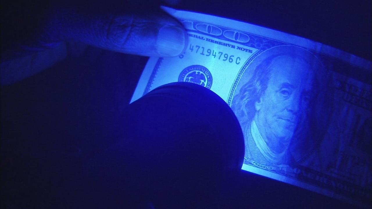 Counterfeit bill makers find way to avoid detection