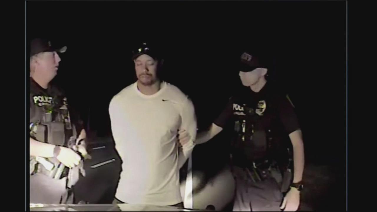 Tiger Woods seen confused, stumbling on police dashcam video