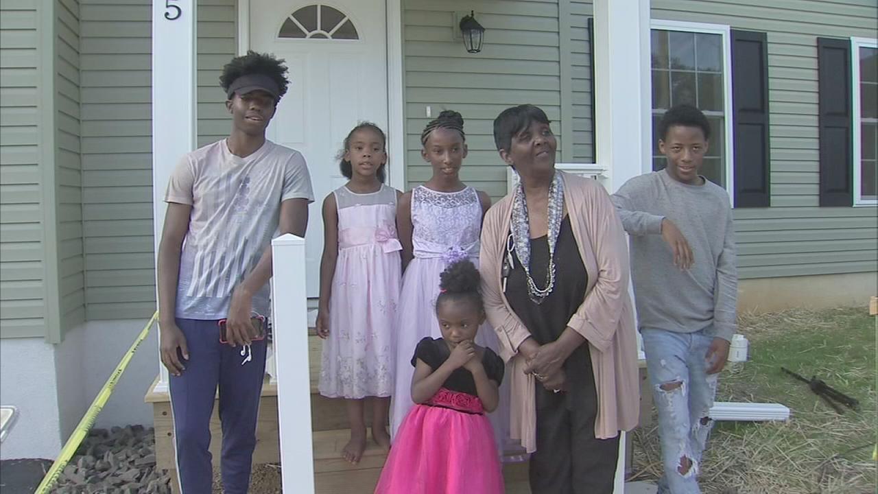 Dream comes true for foster family in Bucks County