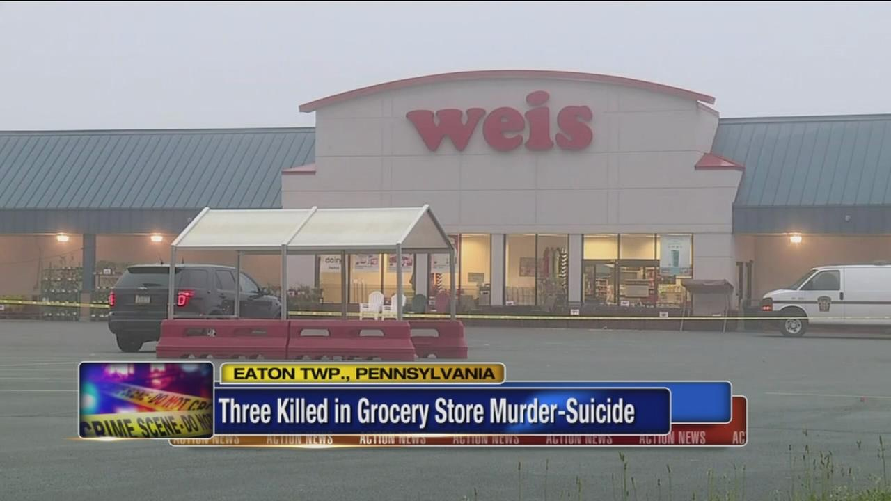 Victims in Pa. murder-suicide were gunmans co-workers
