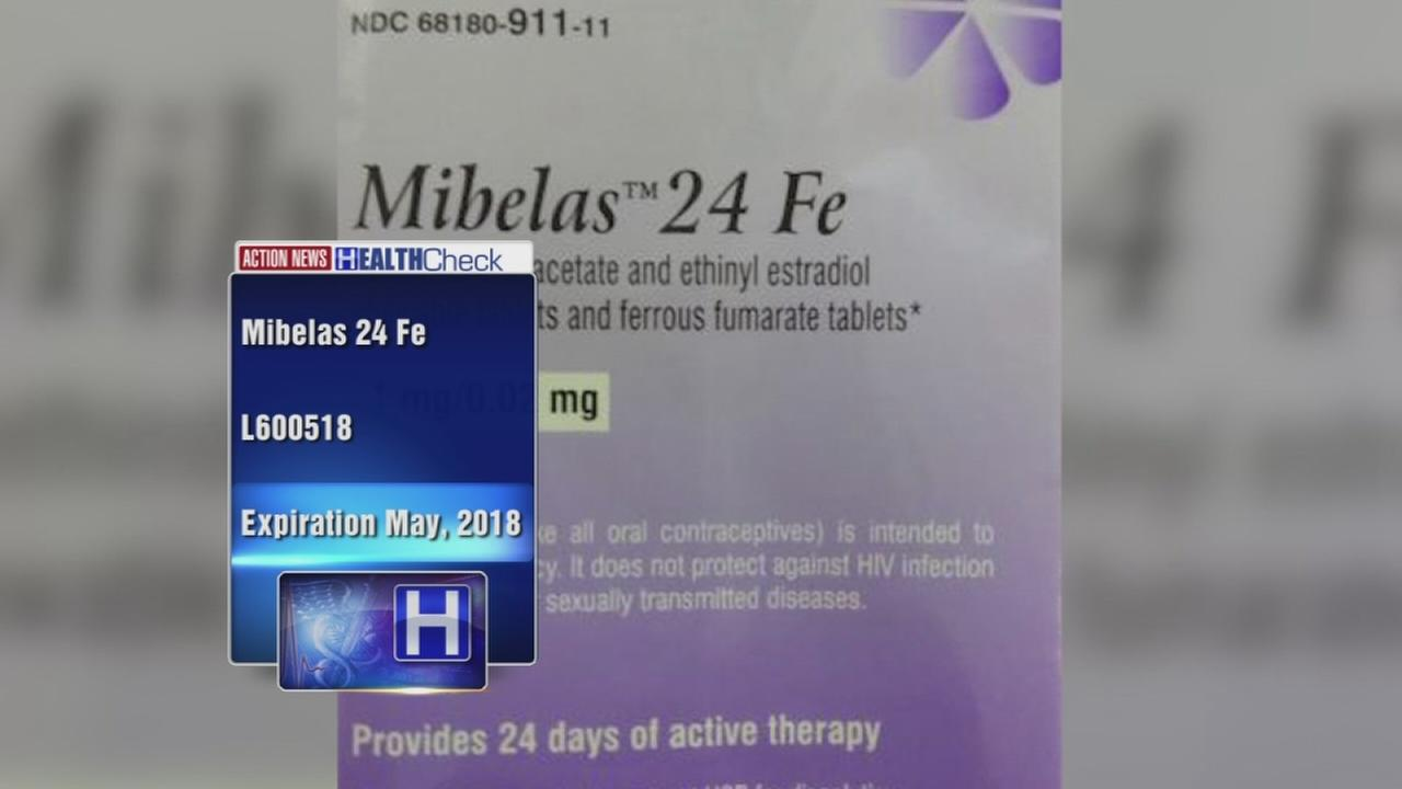FDA recalls birth control pill after packaging mistake