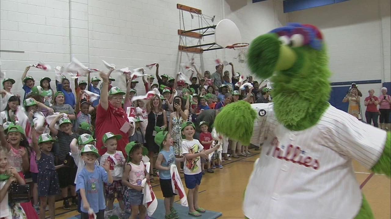 Phanatic celebrates summer break