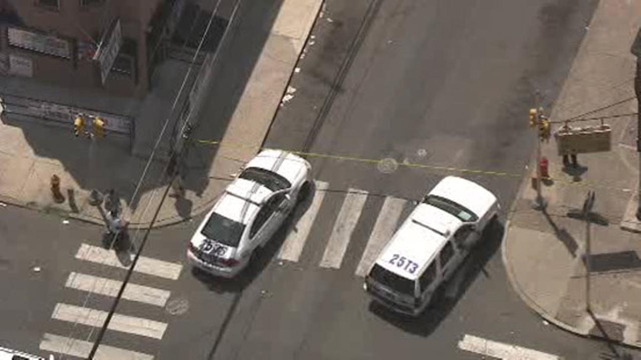 Man shot in the head in Hunting Park