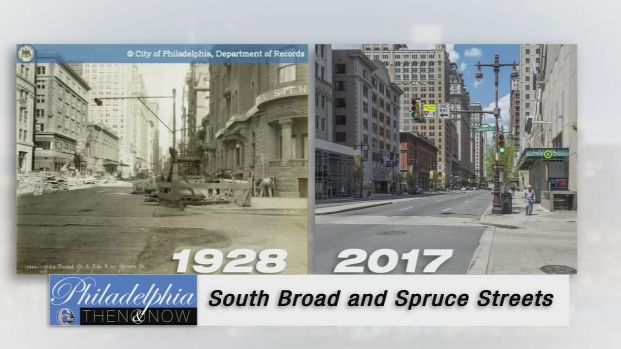 VIDEO: Then and Now