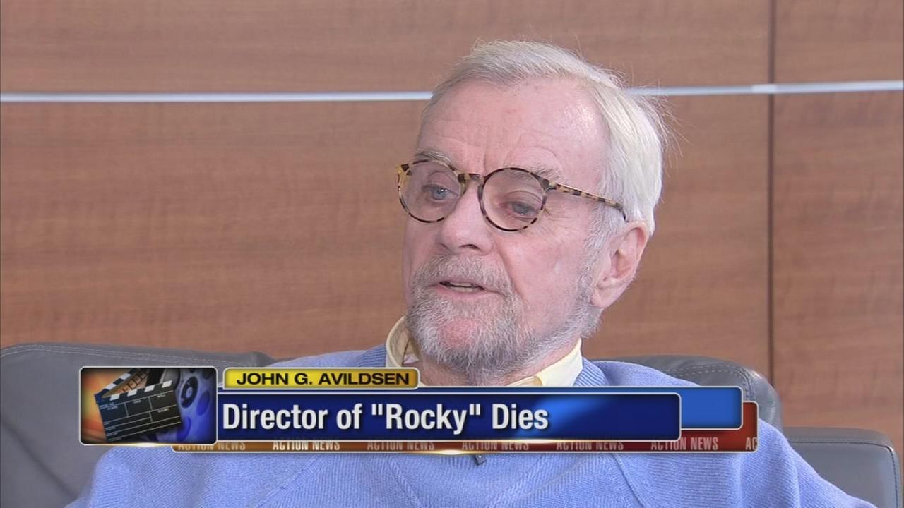 Director John Avildsen dies at 81; won Oscar for Rocky