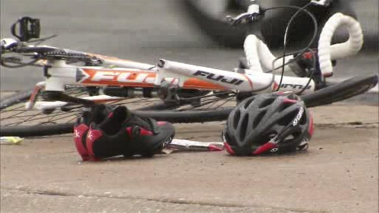2 bicyclists hurt in crash in Lower Merion