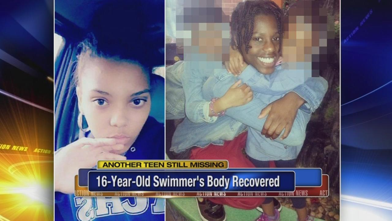 Body of missing teen swimmer recovered in Margate, N.J.