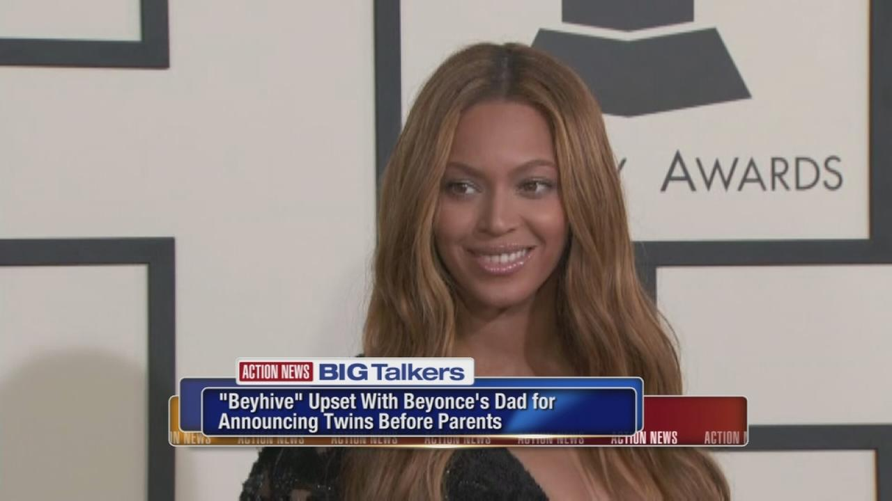 Reports swirl about Beyonces twins, but no confirmation yet