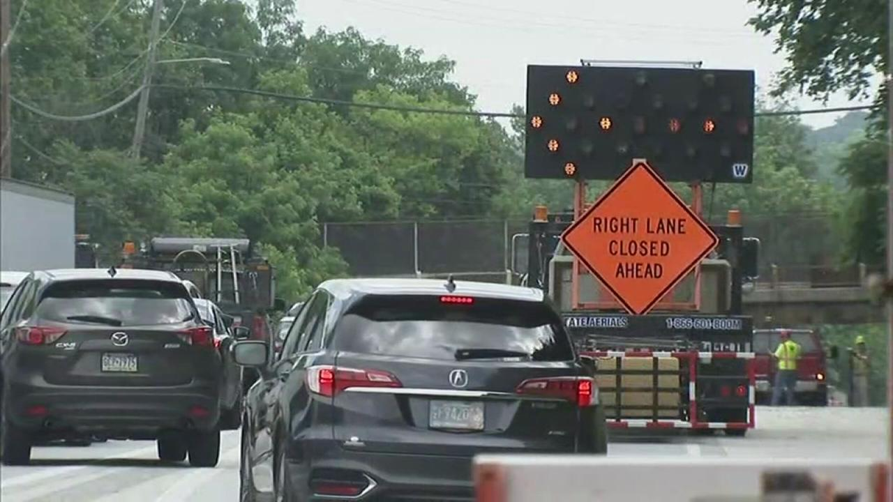 Drivers prepare for I-76 construction work