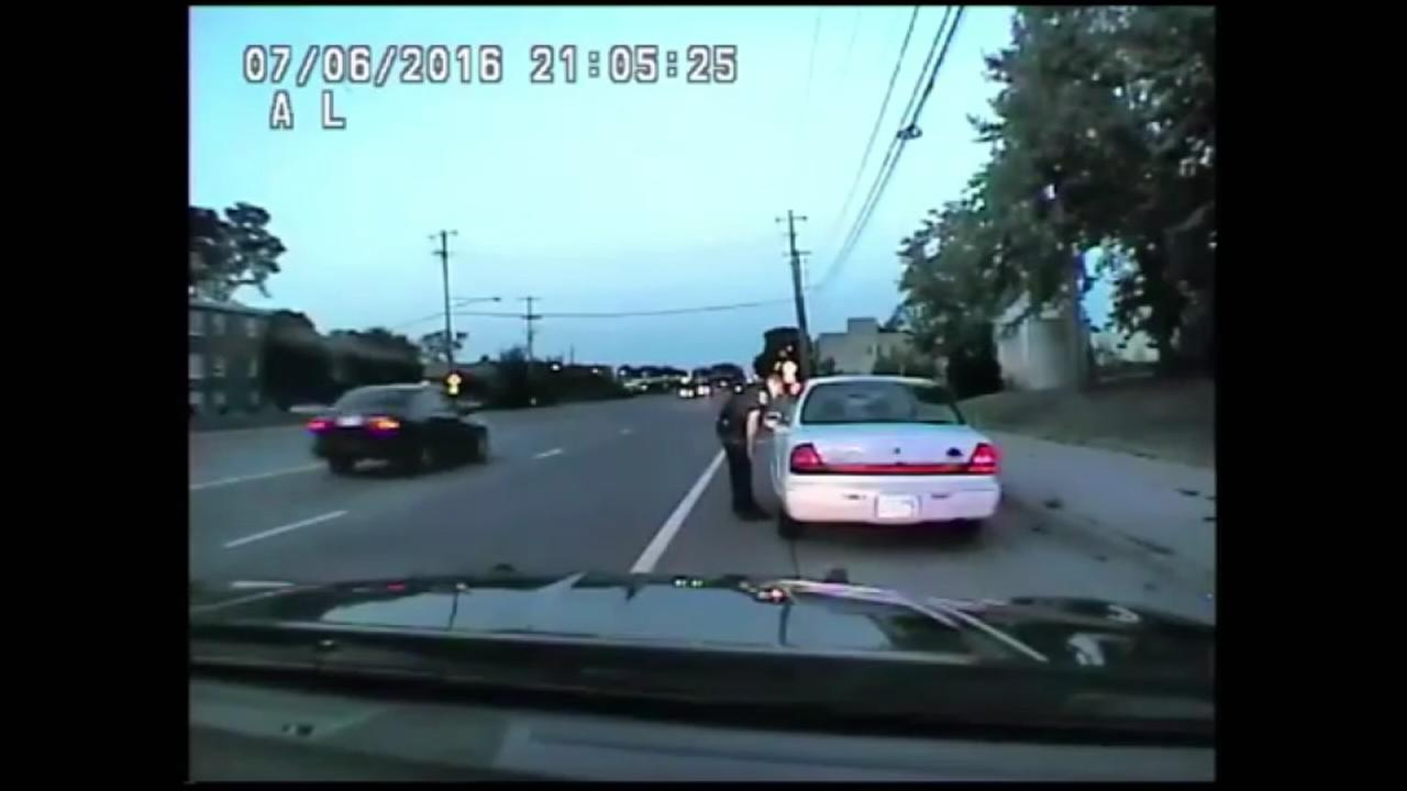 Dashcam video shows officer firing 7 shots into Castile car