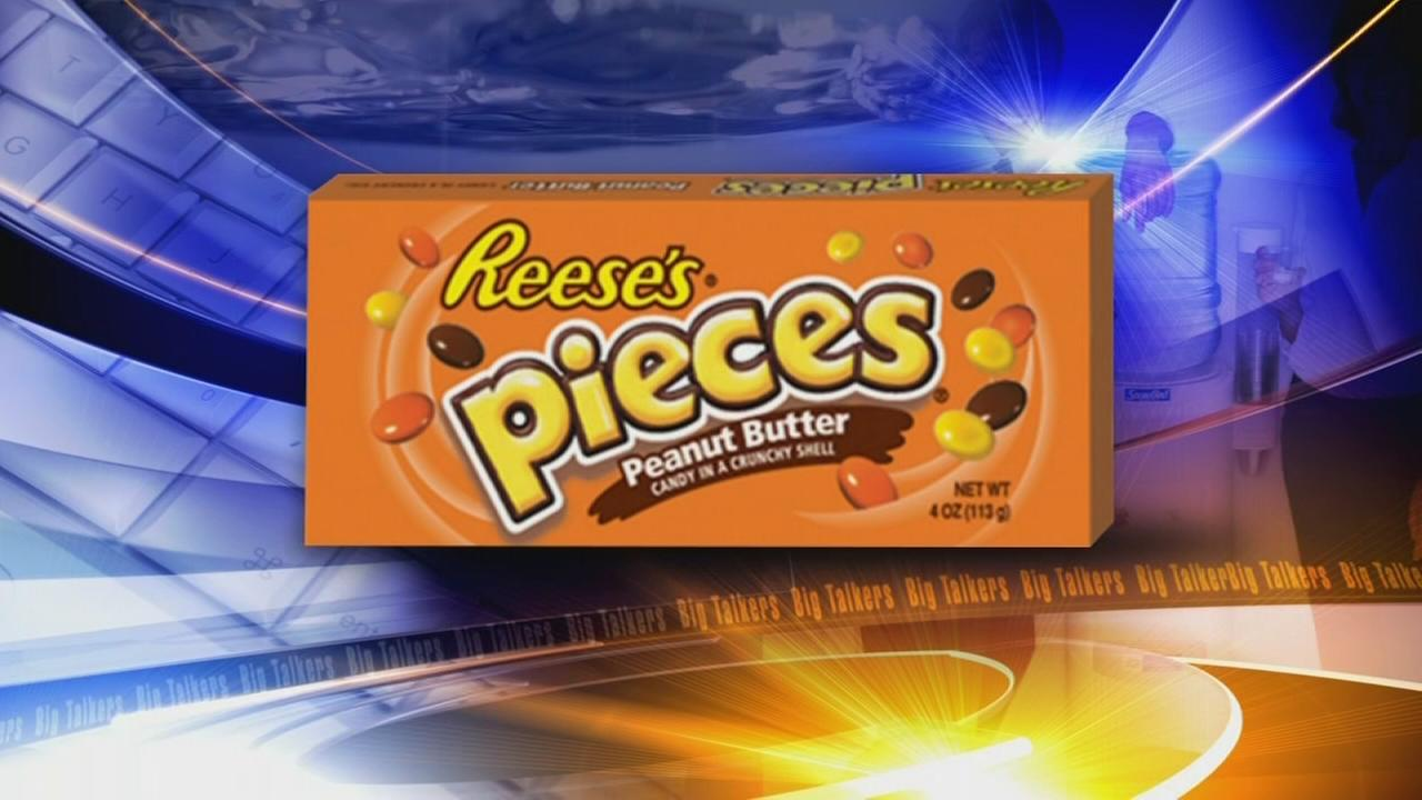 Delicious debate: How do you say Reeses Pieces?