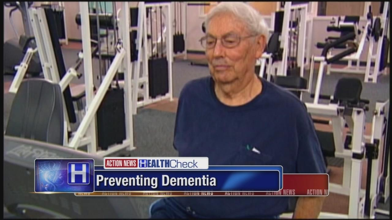 Keeping your brain active can help prevent dementia