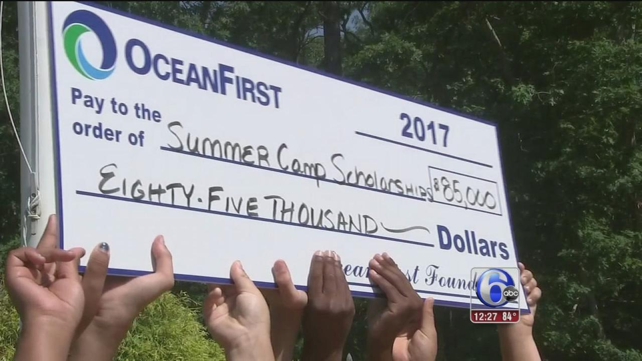 VIDEO: $85k awarded to 21 N.J. charities aimed at helping children
