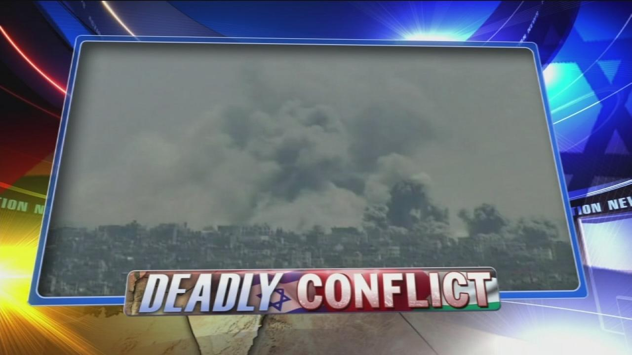 VIDEO: Deadly conflict in Middle East