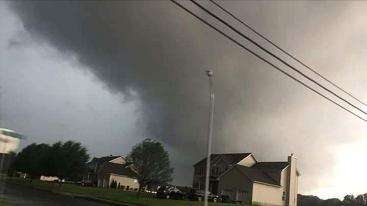Abc 6 Philly >> Possible tornado in Pemberton Township, storm damage in Pa ...