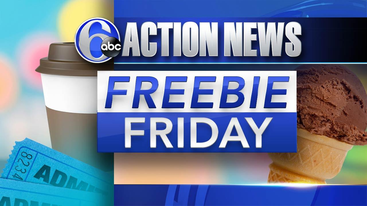Freebie Friday: Juice, cannolis, Mother's Day freebies