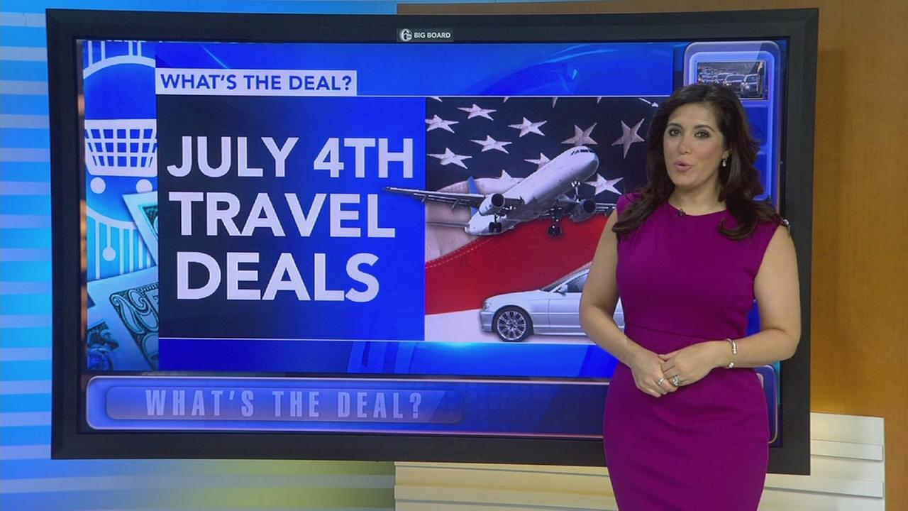 Whats the Deal: July 4th travel deals