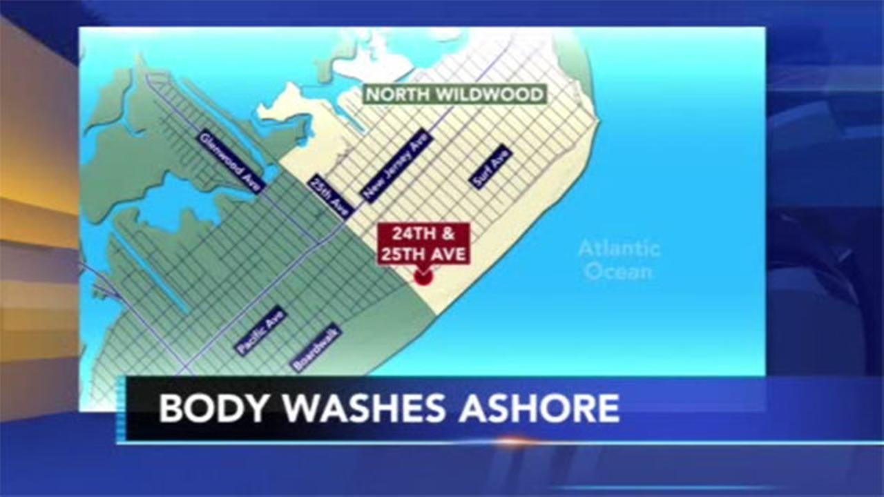 North Wildwood body ID'd as recent immigrant