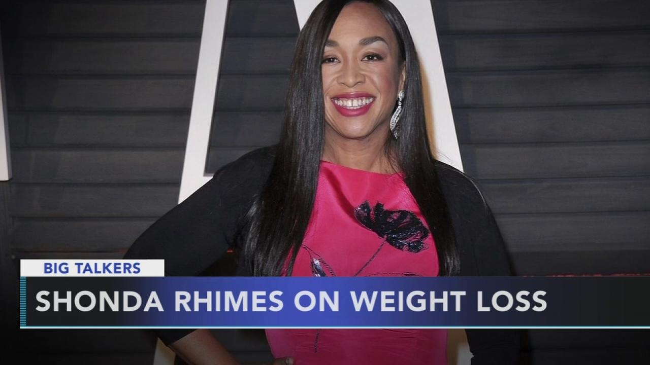 Shonda Rhimes says shes treated differently after 150lb. weight loss