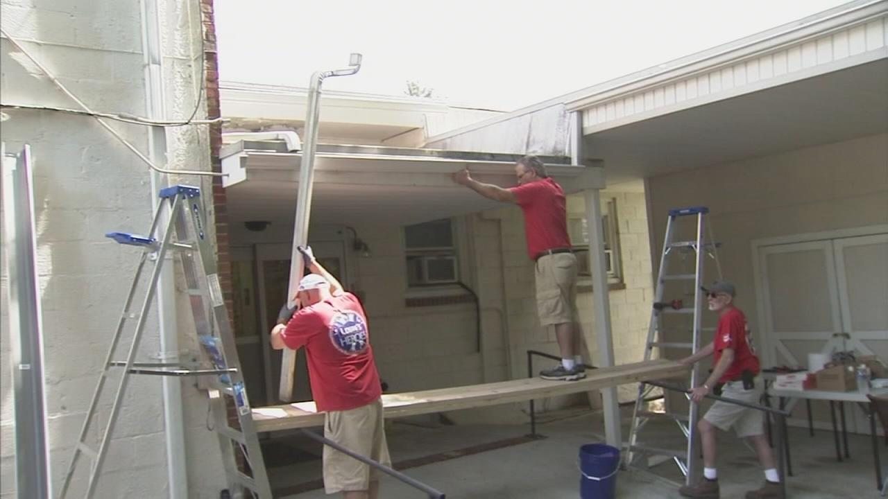 Center for disabilities gets a facelift in Mount Holly