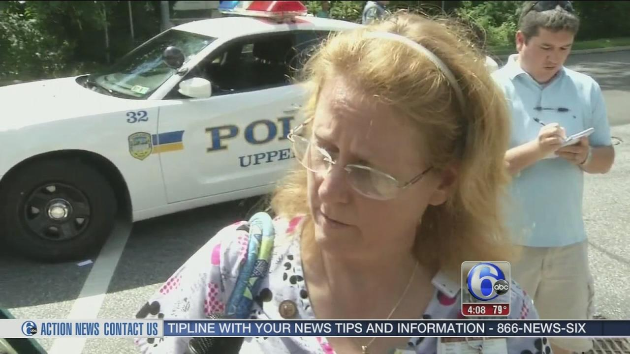 VIDEO: Hospital employees react to shooting