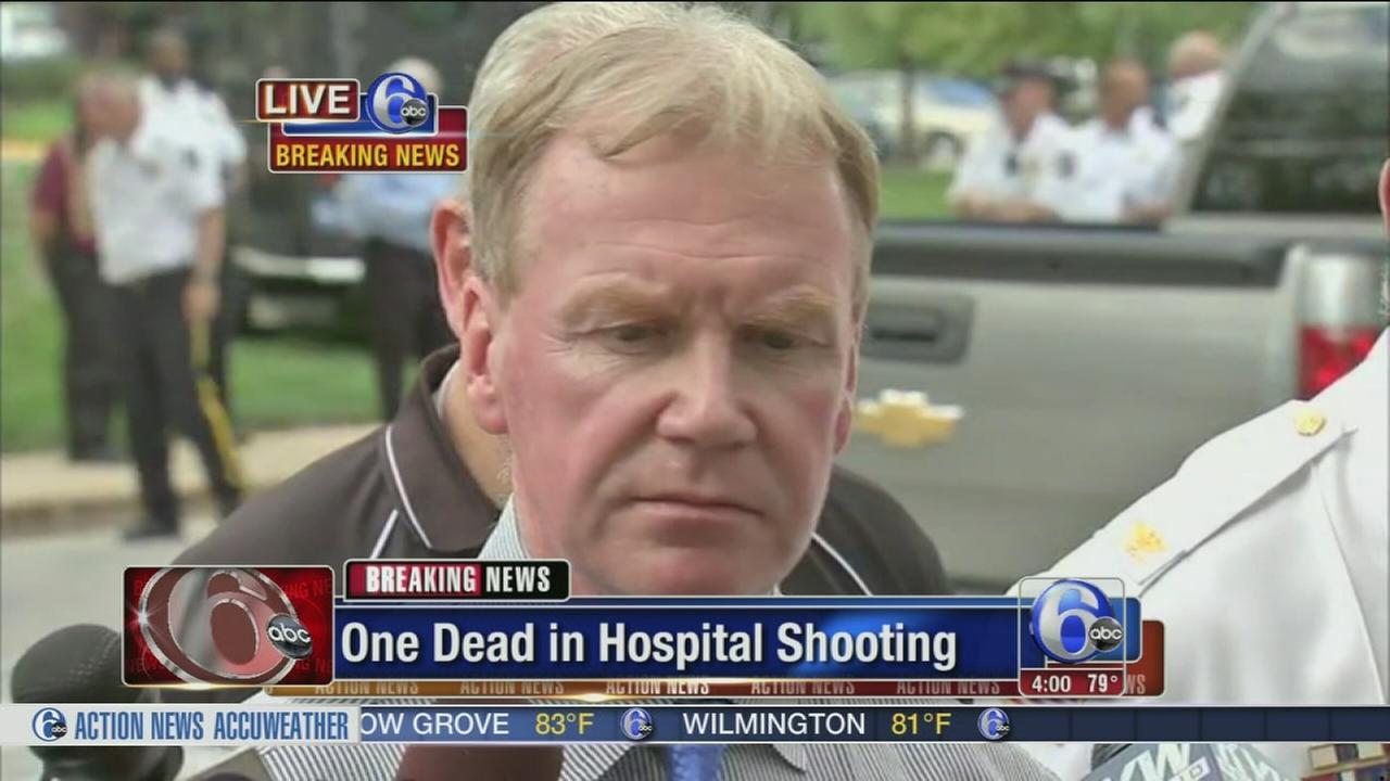 VIDEO: D.A. Whelan update on shooting