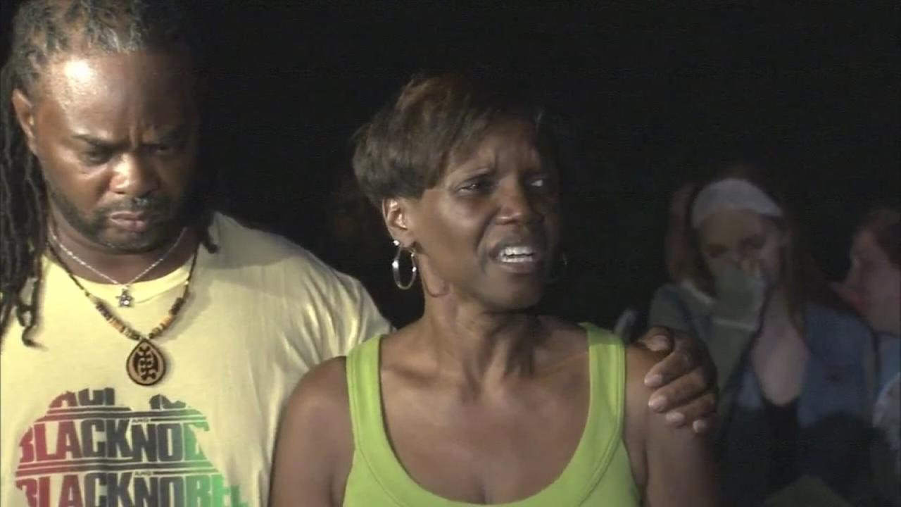 Family and friends gather to remember road rage victim