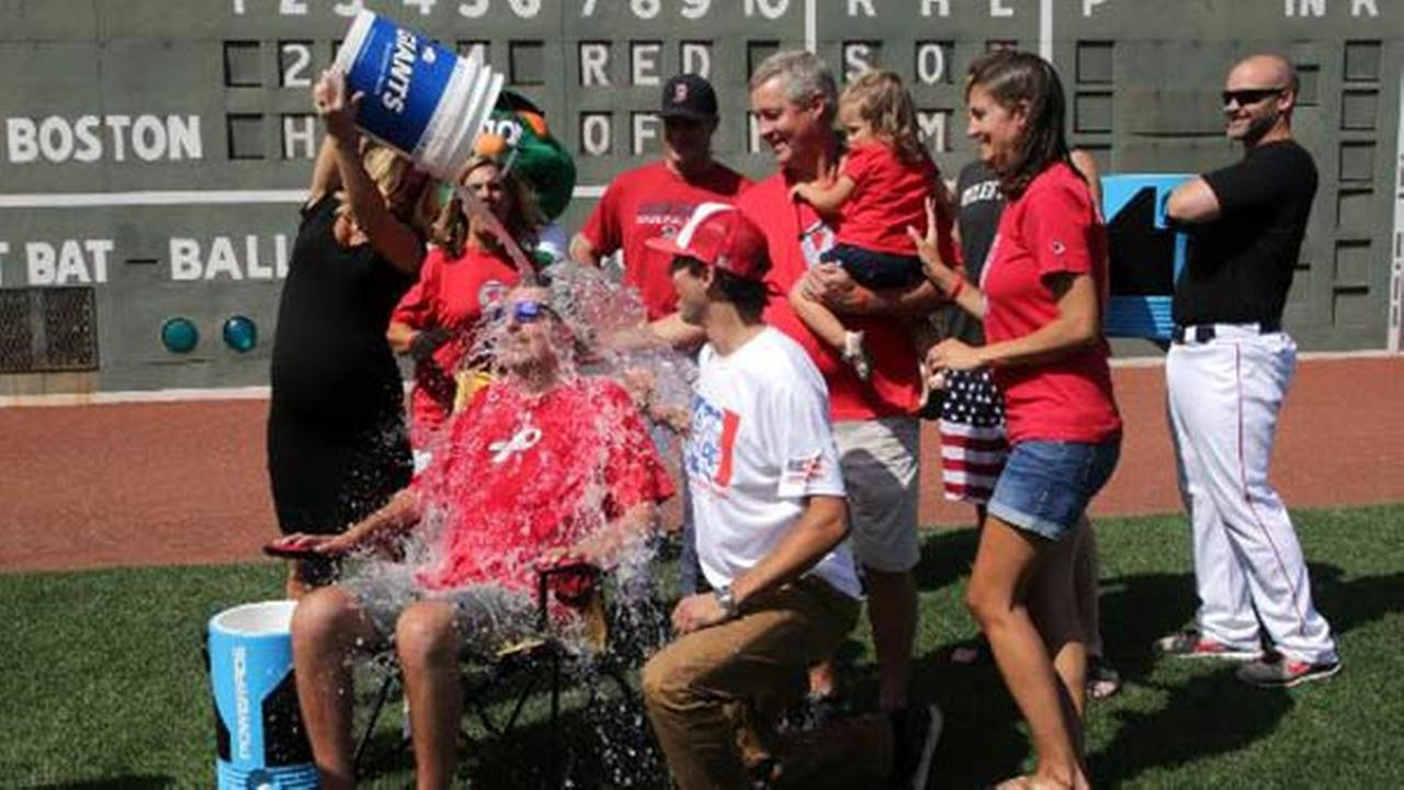 Pete Frates, man who inspired ALS ice bucket challenge, is back in hospital