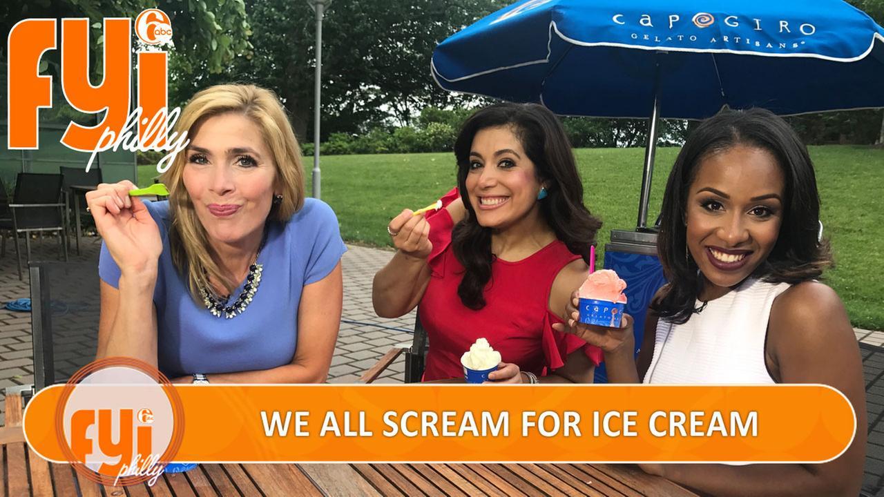 Annual Ice Cream Social -- FYI Philly