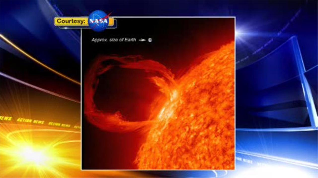 solar flare 2012 misses earth - photo #20