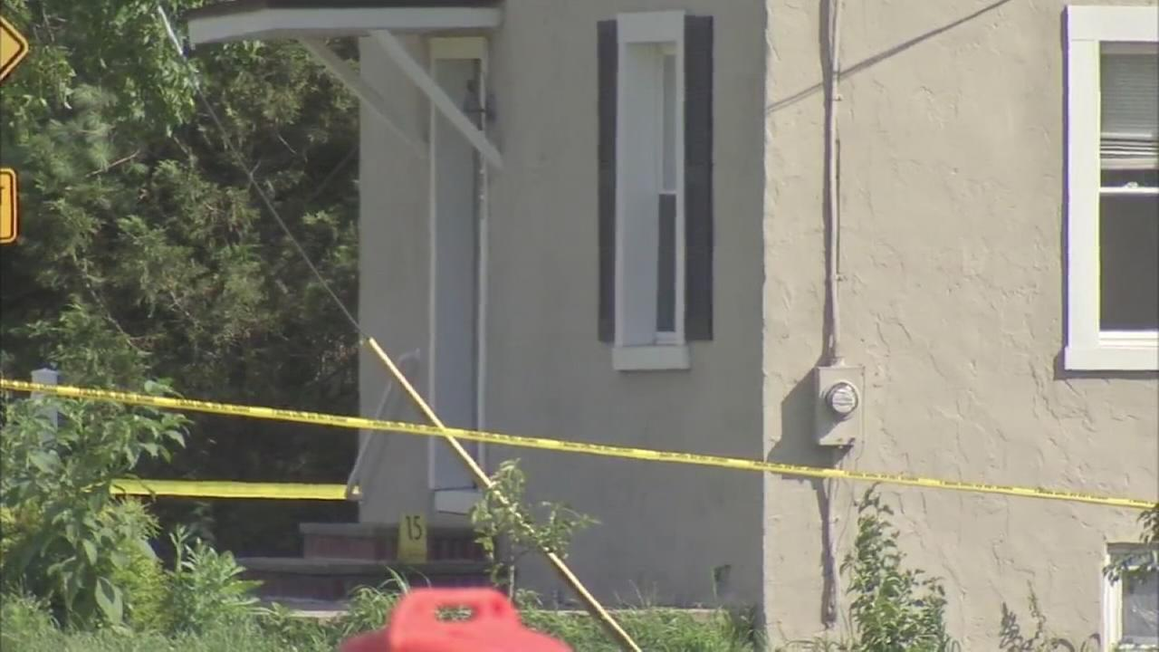 Homeowner stabs, kills armed intruder in Burlington Co.