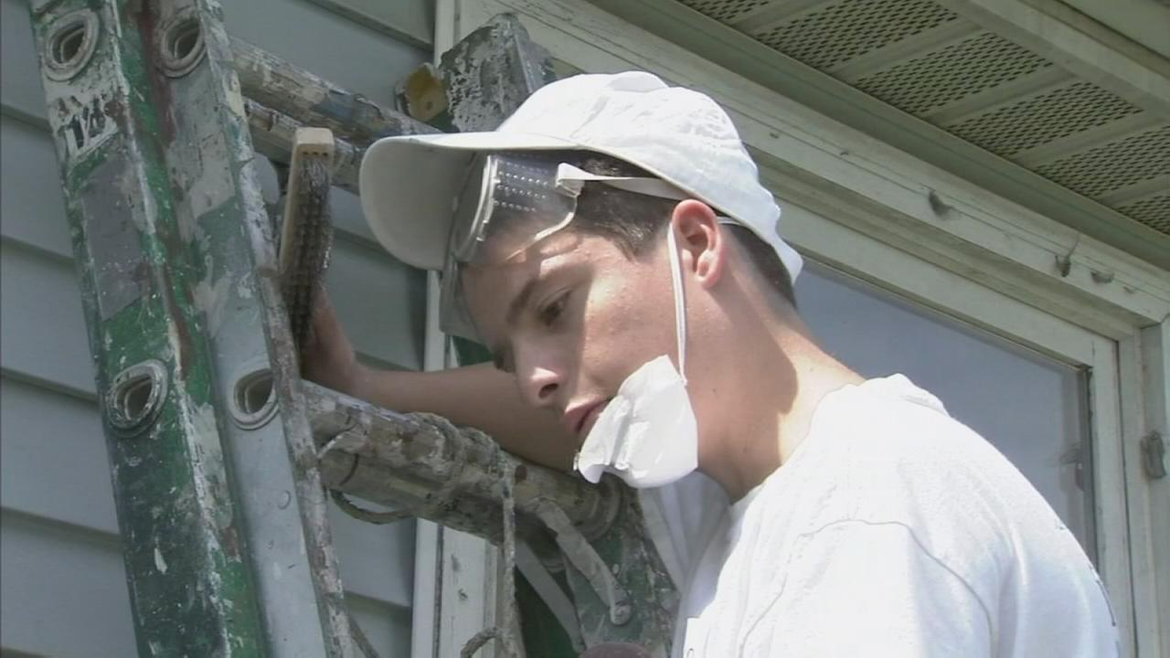 Teens work to improve communities in south Jersey