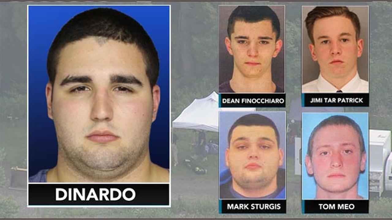 Attorney says client killed 4 Pennsylvania men