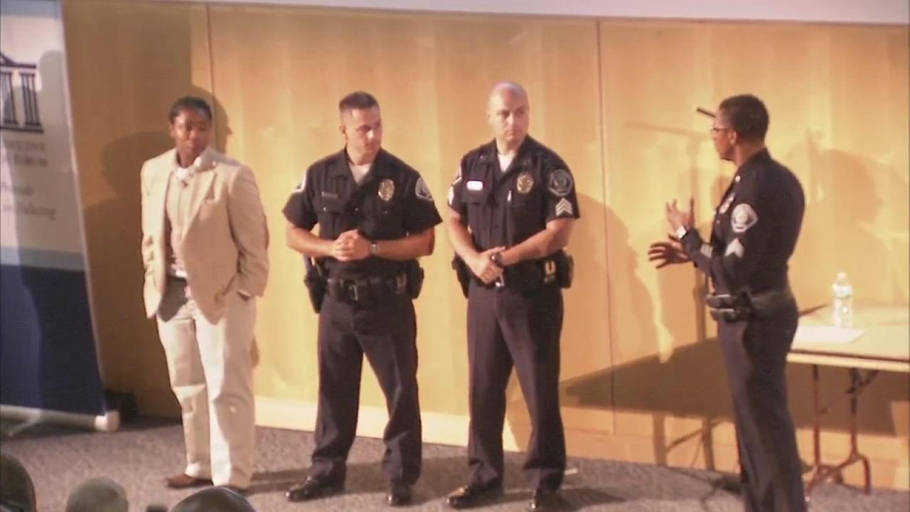 New police training philosophy comes to Camden county
