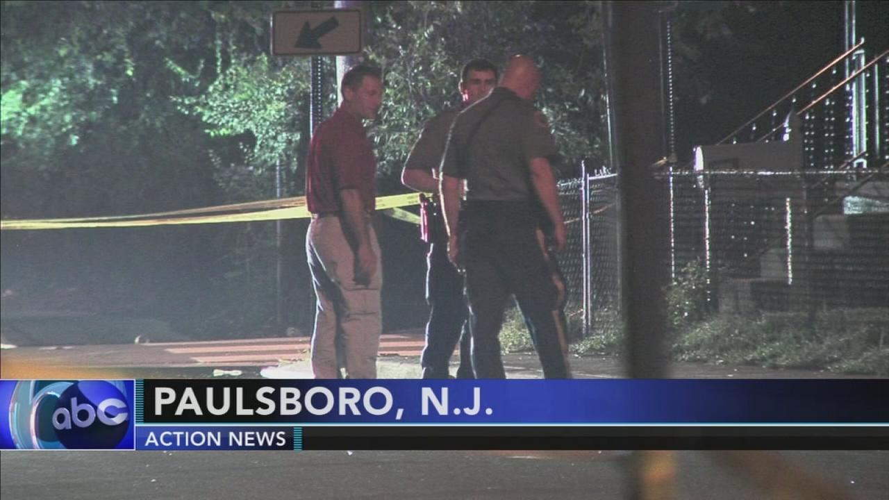 Victim shot in Paulsboro
