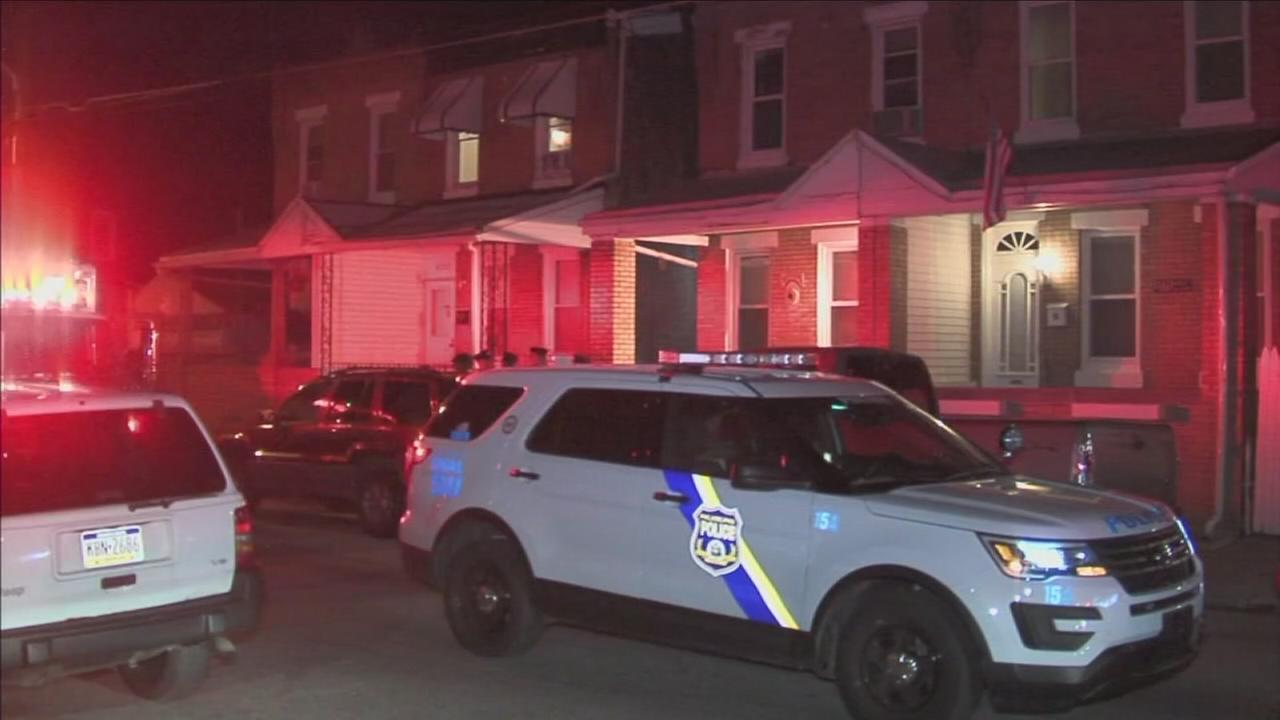 Police: Man fatally shoots neighbor, victims girlfriend in Frankford