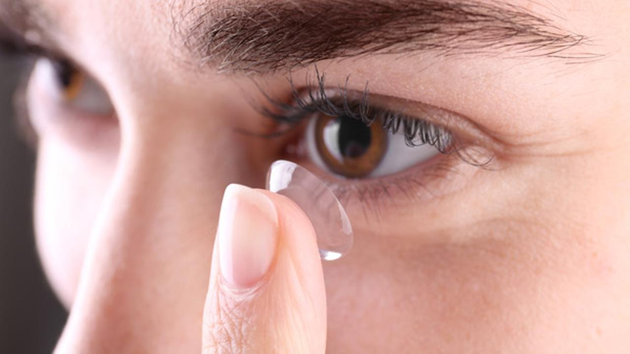 Doctors find contact lens lodged in woman's eyelid for 28 years