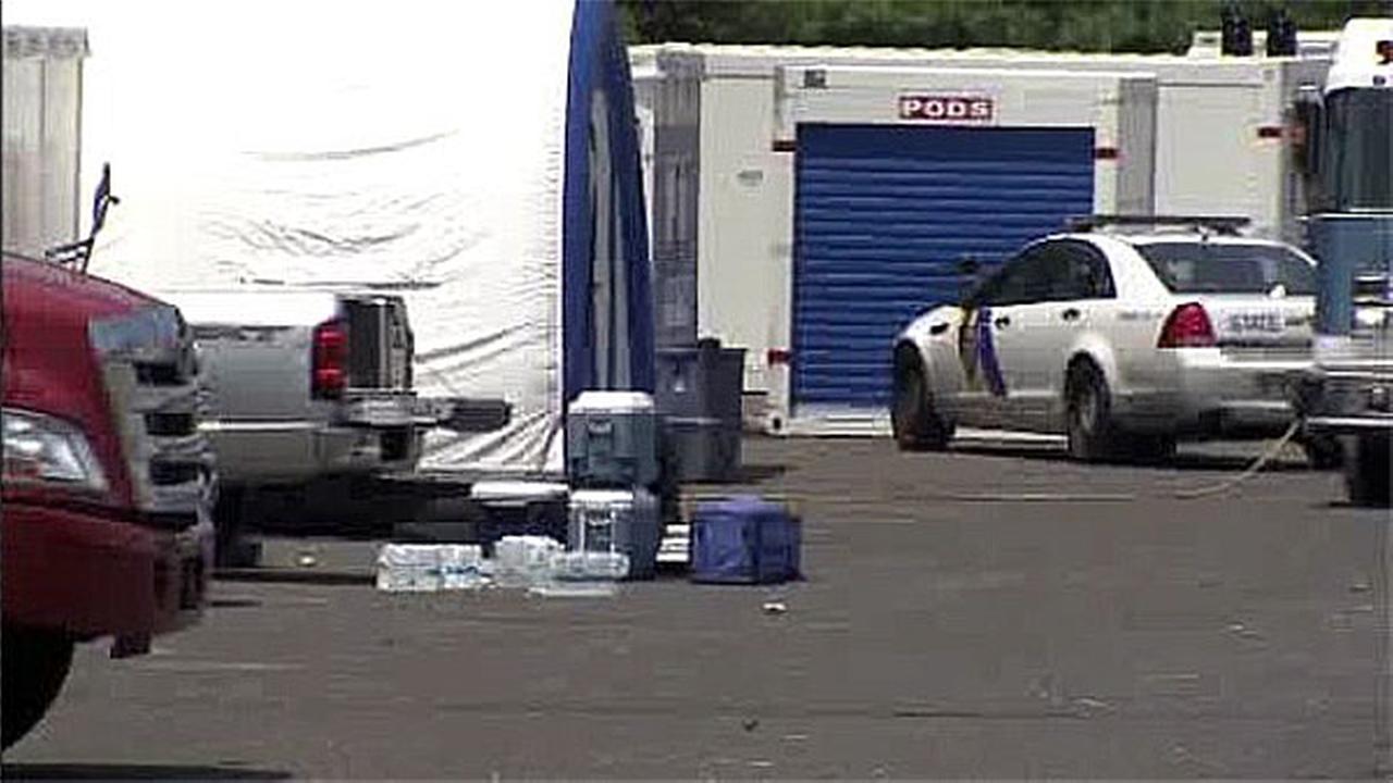 3 NJ troopers evaluated after hazmat exposure in Burlington County